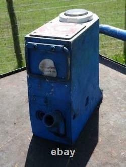 Webtool 15 Ton 152mm Hydraulic Jack Lift Tangye Enerpac Levage